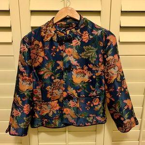 Zara Trafaluc outerwear, Asian inspired jacket.